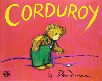 Image result for corduroy book cover