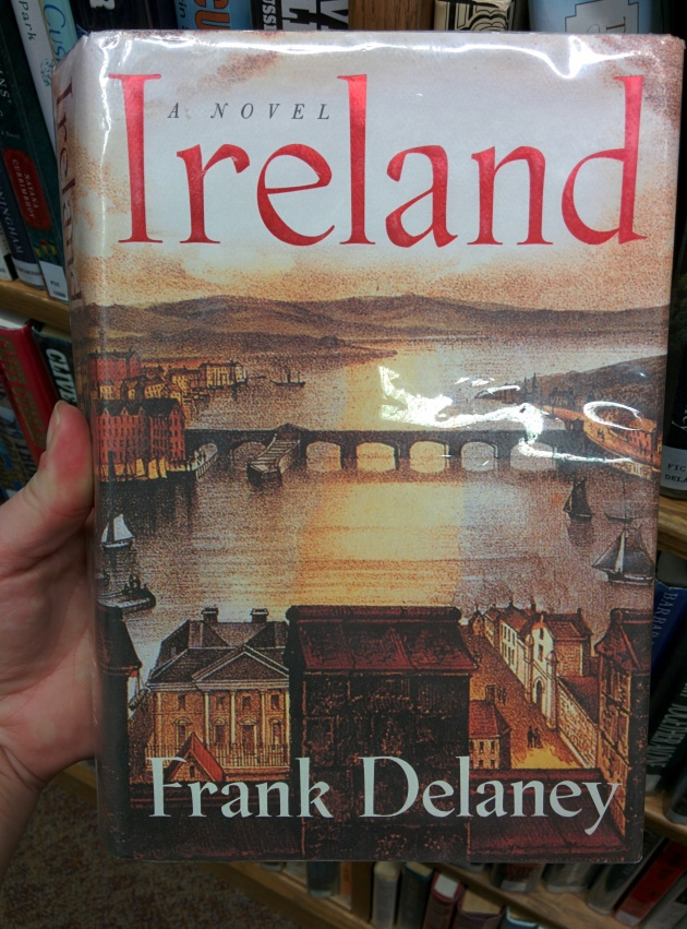 my favorite library book - Ireland love!!! :)