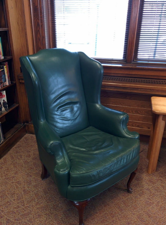 fun library furniture - I have always loved chairs like these