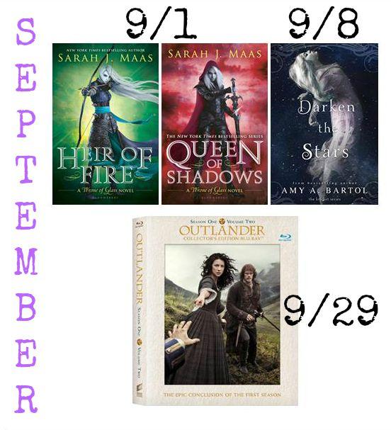 Sept Pre-Orders