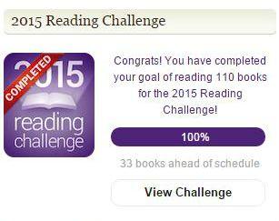 Goodreads Challenge complete
